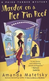 Murder on a Hot Tin Roof (Paige Turner, Bk 4)
