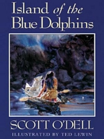 Island of the Blue Dolphins: Library Edition