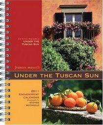 Under the Tuscan Sun 2011 Engagement Calendar