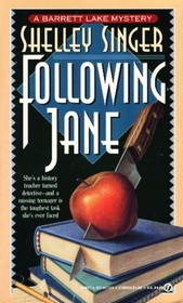 Following Jane (Barrett Lake, Bk 1)