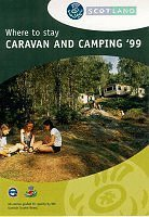 Scotland 1999: Where to Stay - Self-catering (Scotland - where to stay)