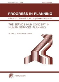 The Service Hub Concept in Human Services Planning