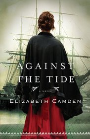 Against the Tide (Thorndike Press Large Print Christian Historical Fiction)