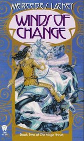 Winds of Change (Mage Winds, Bk 2)