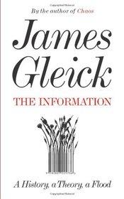 Information: A History, a Theory, a Flood