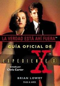 Guia Oficial de Expediente X (Spanish Edition)