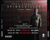 Doug Dradley's Spine Chillers: v. 3: Classic Horror Stories (Doug Bradley's Spine Chillers)