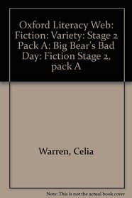 Oxford Literacy Web: Fiction Stage 2, pack A
