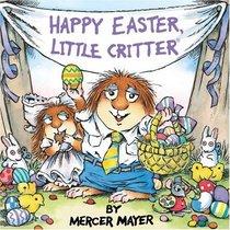 Happy Easter, Little Critter (Golden Look-Look)