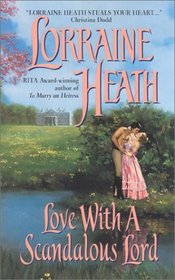 Love with a Scandalous Lord (Daughters of Fortune, Bk 3)