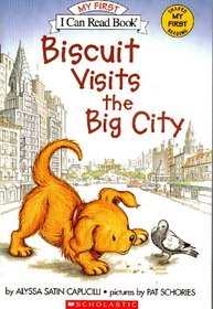 Biscuit Visits the Big City (My First I Can Read Book)
