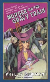 Murder on the Gravy Train (Chas Wheatley, Bk 2)