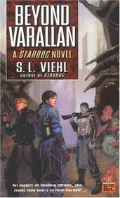 Beyond Varallan (Stardoc, Bk 2)