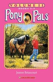 Pony Pals Volume II (Bks 5-8)