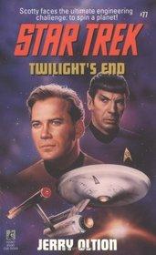 Twilight's End (Star Trek, No 77)
