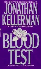 Blood Test (Alex Delaware, Bk 2)