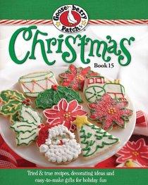 Gooseberry Patch Christmas Book 15
