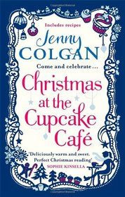 Christmas at the Cupcake Cafe (At the Cupcake Cafe, Bk 2)