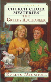 The Greedy Auctioneer, Guideposts Church Choir Mysteries