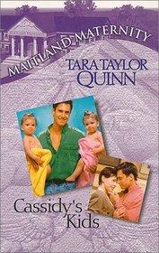 Cassidy's Kids (Maitland Maternity, Bk 2)
