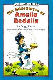 The Adventures of Amelia Bedelia (Amelia Bedelia) (I Can Read!, Level 2)
