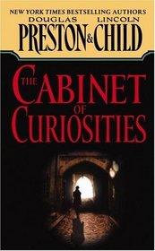 The Cabinet of Curiosities (Pendergast, Bk 3)