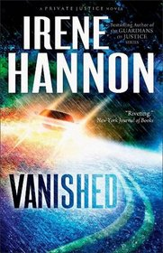 Vanished (Private Justice, Bk 1)