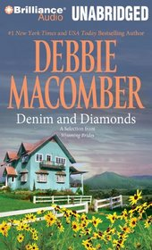 Denim and Diamonds: A Selection from Wyoming Brides (Audio  CD) (Unabridged)