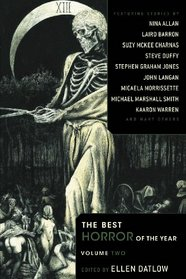The Best Horror of the Year, Vol 2