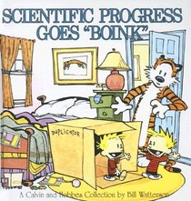 Scientific Progress Goes 'boink': A Calvin And Hobbes Collection (Calvin and Hobbes (Sagebrush))