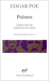 Poemes: Traduction de Stephane Mallarme; Et, La Genese D'Un Poeme: Traduction de Charles Baudelaire (Collection Poesie) (French Edition)