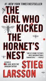 The Girl Who Kicked the Hornet's Nest (Millennium, Bk 3)