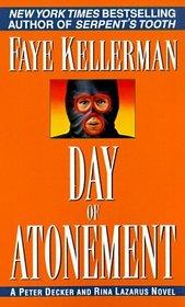 Day of Atonement  (Peter Decker, Rina Lazarus #4)