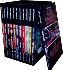 Set of 12 Quest for Success Graphic Novels Paperback Edition with 12 CDs (Quest for Success Series)