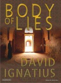 Body of Lies (aka House of Lies) (Audio CD) (Unabridged)