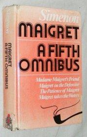 Maigret: a fifth omnibus