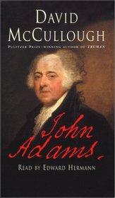 John Adams (Audio Cassette) (Abridged)