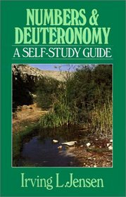 Numbers and Deuteronomy (Self-Study Guide)