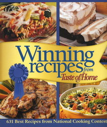 Winning Recipes from Taste of Home (Top Honor Recipes)