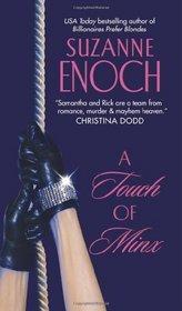 A Touch of Minx (Samantha Jellicoe, Bk 5)