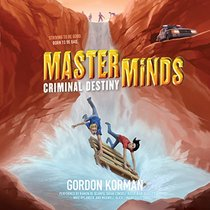 Masterminds: Criminal Destiny  (Masterminds Series, Book 2)