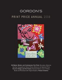 Gordon's Print Price Annual 2008