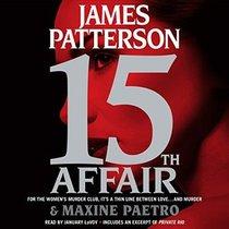 15th Affair (Women's Murder Club, Bk 15) (Audio CD) (Abridged)