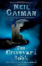 The Graveyard Book, adult version