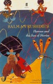 Salman Rushdie 's Haroun and the Sea of Stories (Play Script)
