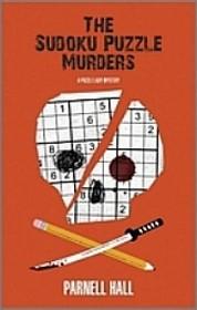 The Sudoku Puzzle Murders (Puzzle Lady, Bk 9)