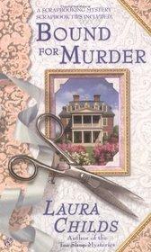 Bound for Murder (Scrapbooking Mysteries, Bk 3)