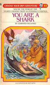 You Are a Shark: Choose Your Own Adventure #45