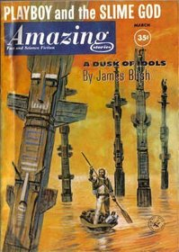 Amazing Stories, March 1961 (Volume 35, No. 3)