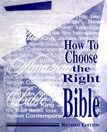 How to Choose the Right Bible